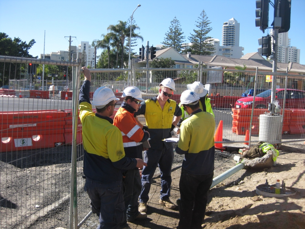 Civil Construction Companies are looking for civil construction workers who have trained.