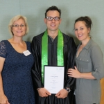 Lee completed the Diploma of Project Management BSB51407