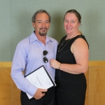 Steve graduated with the Diploma of civil Construction Management RII50409 and Diploma of Local Government LGA50404