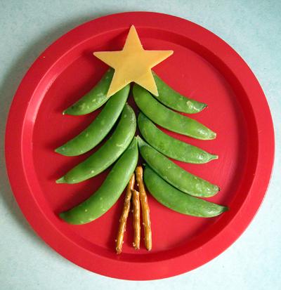 healthy-christmas-tree-snack