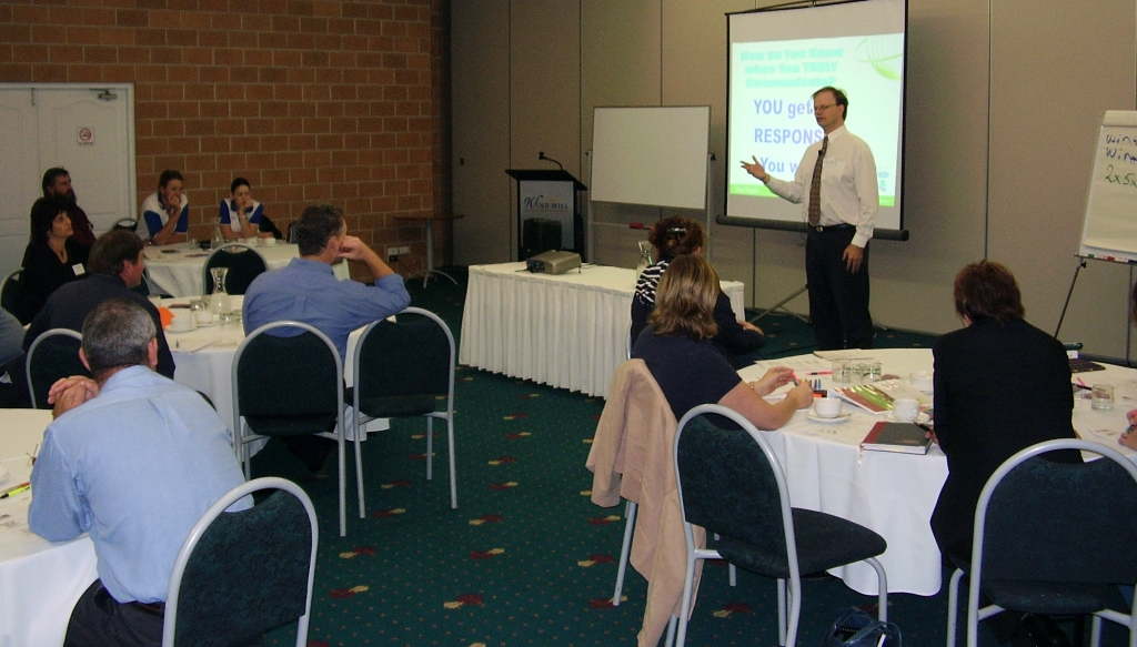 Business courses are an ideal way to sharpen business skills such as writing a business plan.