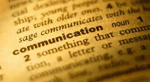 Communication, confidence, Management