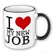 New Job, Career Development, management