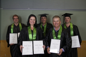 Our Diploma of Project Management online graduates