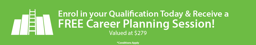 Enrol in a Global Training Institute online qualification in December and receive a FREE career planning sessions!
