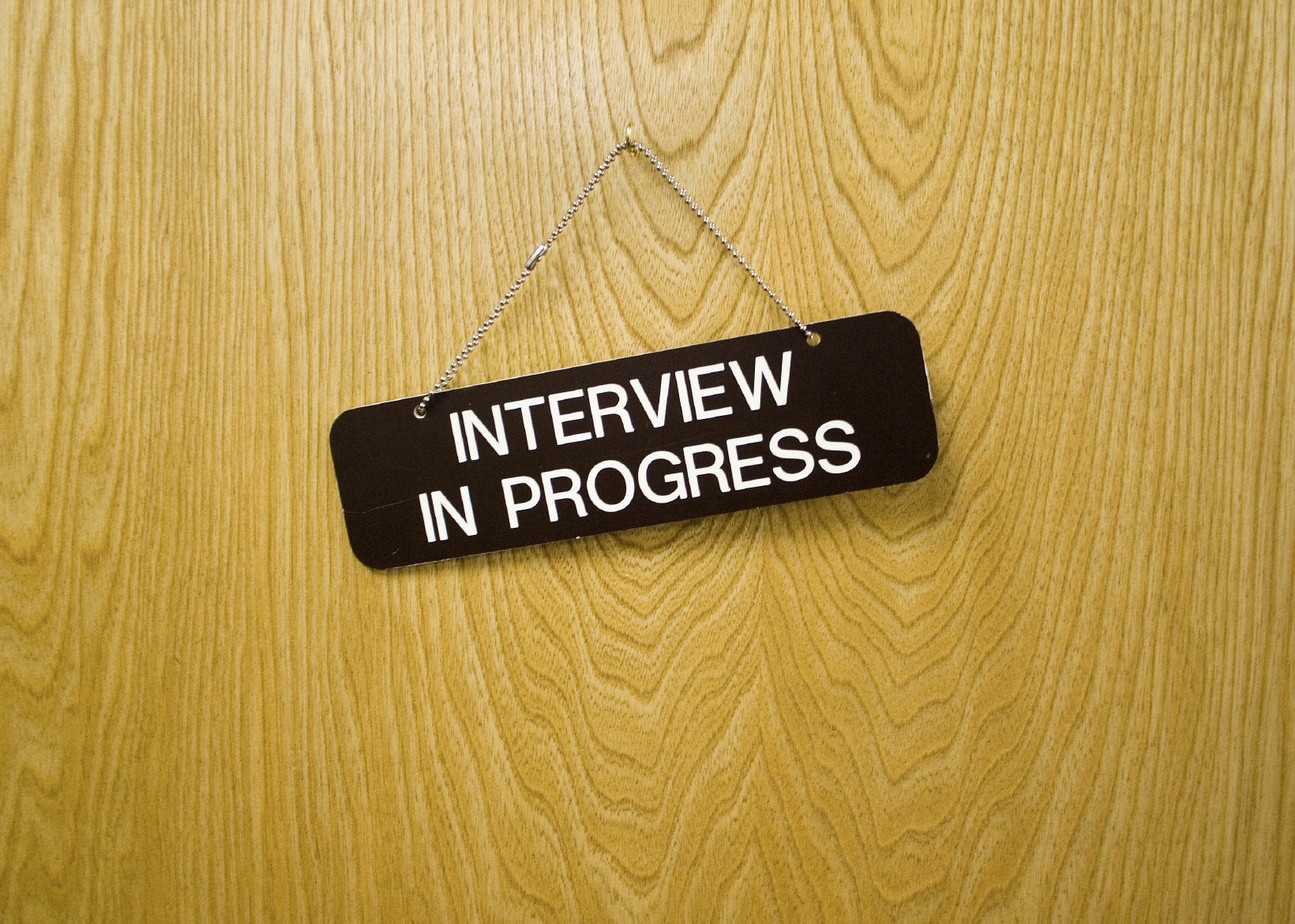 Prepare yourself for your next job interview