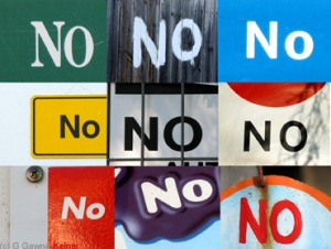 Saying no is one of many vital management skills. Training with Global Training Institute will empower you as a manager.