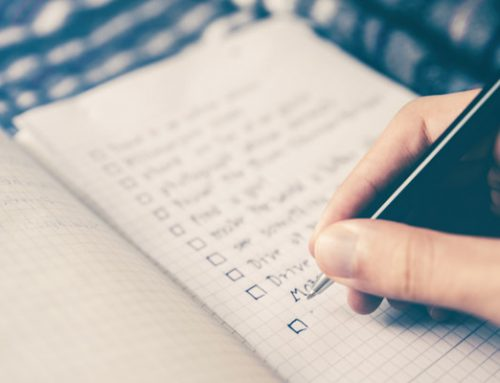 How to accomplish more through the use of a personal achievement list