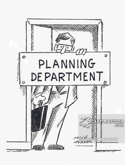 Planning is vital to business success.