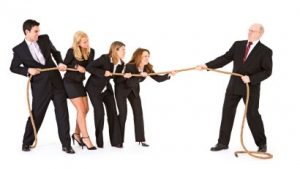 Maintain a healthy workplace and illiminate conflict with communication.