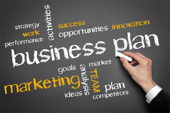 Develop a business plan with Global Training Institute