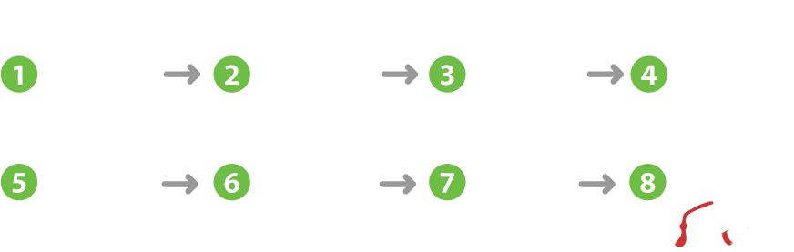 Your Path - FFS - Without CSQ - White