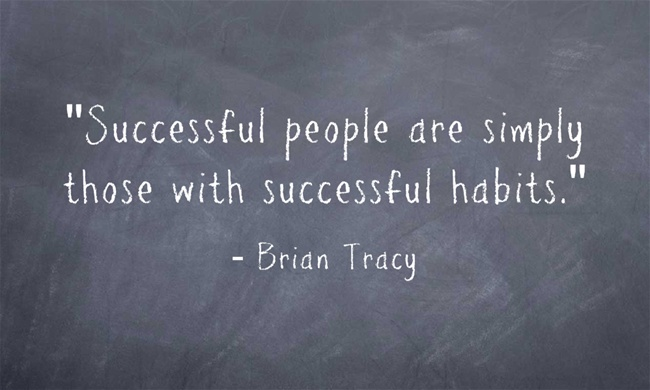 Create successful habits with Global Training Institue