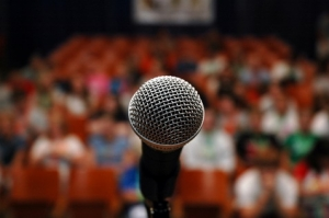 Rehearse for your next speech