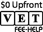 VET FEE-HELP $0 Upfront